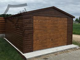 4x5 sedlová střecha SUPERLINE-PLUS