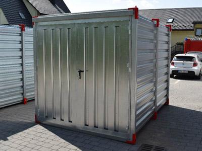 Kontejner skladový 2m