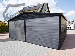 6x5 sedlová střecha SUPERLINE-PLUS v2